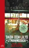 Cover for Dash och Lilys utmaningsbok