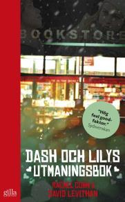 Omslagsbild för Dash och Lilys utmaningsbok