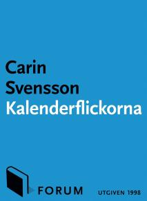Cover for Kalenderflickorna : Nio noveller