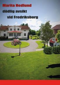 Omslagsbild för dödlig avsikt vid Fredriksborg