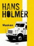 Cover for Masken : Polisroman