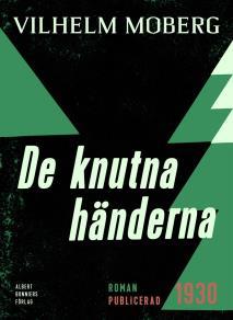 Cover for De knutna händerna