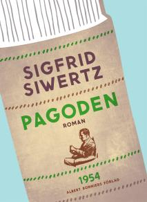 Cover for Pagoden