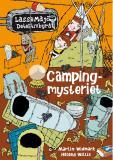 Bokomslag för Campingmysteriet