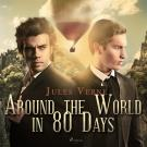 Omslagsbild för Around the World in 80 Days
