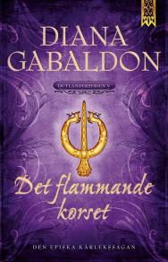 Cover for Det flammande korset
