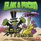 Bokomslag för Elak & Pucko - sämst i rymden