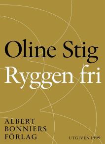 Omslagsbild för Ryggen fri : Noveller