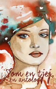 Cover for Som en tjej - en antologi
