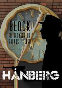 Cover for Block : En deckare ur balans i tiden