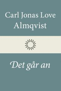 Cover for Det går an