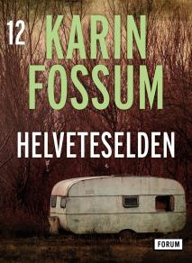 Cover for Helveteselden