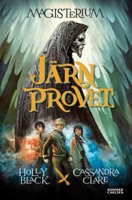 Cover for Järnprovet