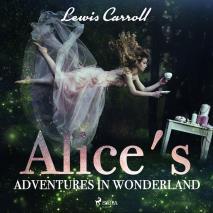 Omslagsbild för Alice in Wonderland