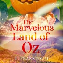 Cover for The Marvelous Land of Oz