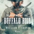 Omslagsbild för The Life of William F. Cody - Buffalo Bill