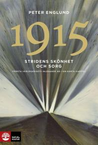 Cover for Stridens skönhet och sorg 1915