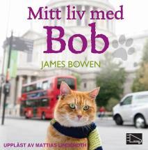 Omslagsbild för Mitt liv med Bob