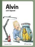 Omslagsbild för Alvin och lejonet