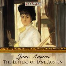 Omslagsbild för The Letters of Jane Austen