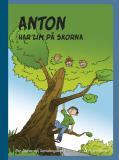 Omslagsbild för Anton har lim på skorna