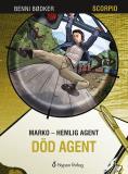 Omslagsbild för Marko - hemlig agent: Död agent