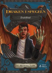 Cover for DrakBlod: Draken i spegeln
