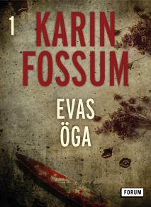 Cover for Evas öga