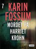 Omslagsbild för Mordet på Harriet Krohn