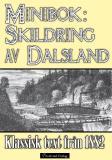 Bokomslag för Minibok: Skildring av Dalsland 1882