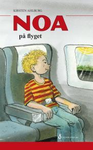 Cover for Noa på flyget