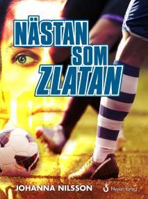 Omslagsbild för Nästan som Zlatan