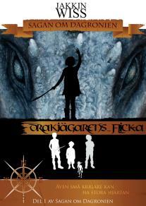 Cover for Drakjägarens Flicka