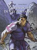 Cover for Teseus och de tre portarna