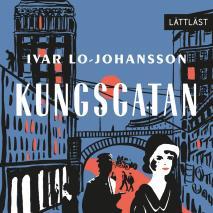 Cover for Kungsgatan / Lättläst