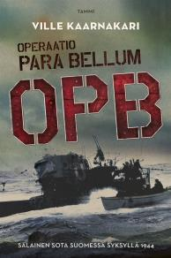 Cover for Operaatio Para Bellum