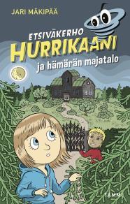Cover for Etsiväkerho Hurrikaani ja hämärän majatalo