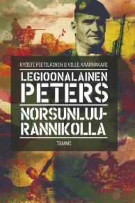 Cover for Legioonalainen Peters Norsunluurannikolla