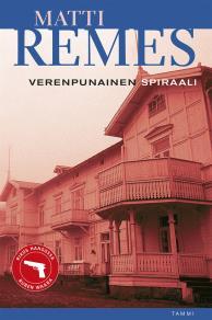 Cover for Verenpunainen spiraali