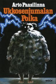 Cover for Ukkosenjumalan poika