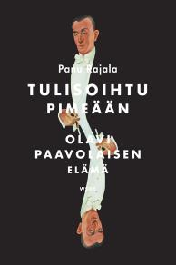 Cover for Tulisoihtu pimeään