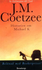 Cover for Historien om Michael K
