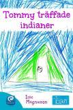 Omslagsbild för Tommy träffade indianer