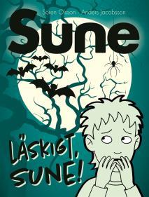 Cover for Läskigt, Sune!