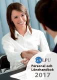 Omslagsbild för GALPU Personal och Lönehandbok 2015