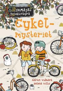 Cover for Cykelmysteriet