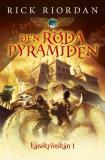 Cover for Den röda pyramiden