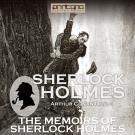 Omslagsbild för The Memoirs of Sherlock Holmes