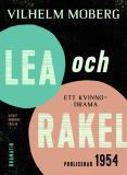 Cover for Lea och Rakel : Ett kvinnodrama