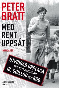 Cover for Med rent uppsåt : Memoarer